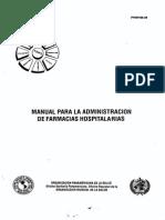 MANUAL PARA LA ADMINISTRACION DE FARMACIAS HOSPITALARIAS.pdf