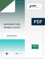Arabia Saudita - Instituto de Fomento Murcia