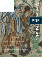 Medieval Histories 2015 May Vol 15
