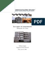 Les murs en maçonnerie.pdf