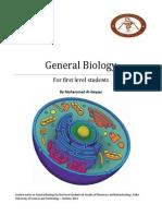 General Biology - Chapter I