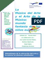 Booklet of Methodology Traslated into Spanish