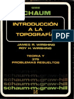 James R. & Roy H. Wirshing - Introducción a la Topografía