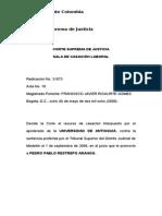 31073(08-05-08) sala penal juriprudencia
