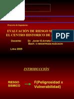 Analisis Vulnerabilidad  Centro Hist Aya.pptx