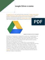 O Que é Google Drive e Como Usar