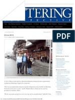 Michael Harris Kettering University, China 2010, CATARC, GM, SGMW, Chongqing, Provost Kettering