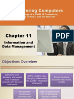 Information and Data Management