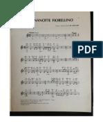 Buona Notte Fiorellino - De Gregori