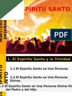 El Espíritu Santo