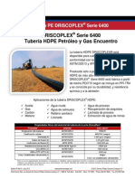 Driscoplex Hdpe Petroleo 683-s 6400 Series Flyer_spanish