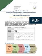 Announcement OAS Kookmin KGEB Program