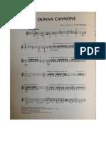 La Donna Cannone - De Gregori