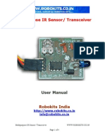 Multipurpouse IR Sensor