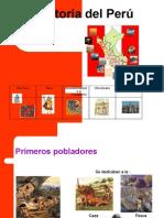 Historia Del Perú. Resp.