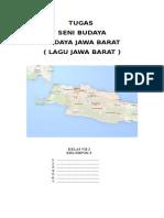 Tugas Budaya Jawa Barat