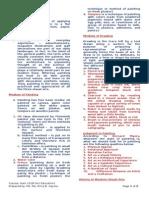 Hum 101B Midterm FactSheets