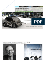 Reinventing the Automobile m It