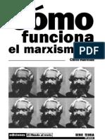 Cómo funciona el marxismo (1979) Chris Harman