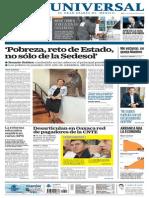 GradoCeroPress-Portadas Medios Nacionales-Martes 25 Agosto 2015