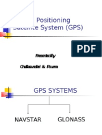 Global Positioning Satellite System (GPS)