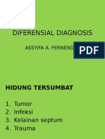 ASSYIFA a. FERNENDES Diagnosis Diferensial