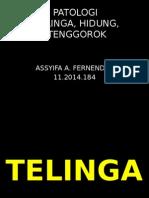 Assyifa a. Fernendes Patologi Tht