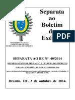 Port_125_decex2014 - Atualiza Port 080-2013 - Ensino Por Competencias