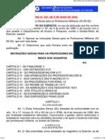 Port 293 CmtEB 09Maio2005 IGProfessorMiitar IG 60-02