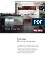 Koryna Kuhinje Katalog 2009 2010