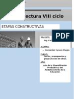 Etapas Constructivas Terminado