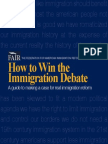 How to Win the Immigration Debate