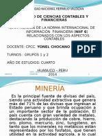 Análisis de la norma internacional (NIIF 6) Vers. 2009_corregida.pptx