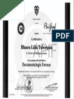 Curso de Documentologia Forense,PDF
