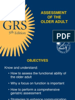 GRS5 Geriatric Assessment