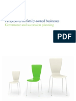 Perspectives On Family-Owned Businesses