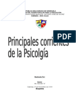 Trabajo Psicología