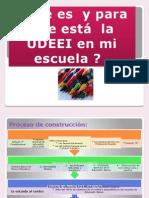 UDEEI 2015-2016