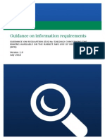 Biocides Guidance Information Requirements En