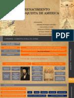 Renacimiento y Conquista de America