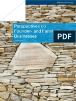 Perspectives On Founder- And Family-Owned Businesses