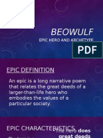 the epic hero and archetype