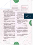 Ongc Question Paper