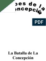 La Batalla de La Concepción