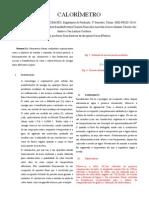 PRÁTICA 4 - Calorimetro Editado