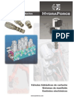 HydraForce Valvulas de Cartucho