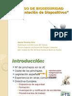 Dispositivos Bioseguridad