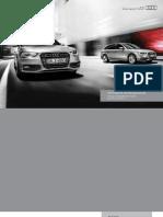Brosura Audi a4