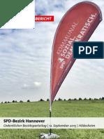 Rechenschaftsbericht 2013 - 2015