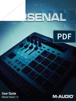 Arsenal - User Guide - V1.0